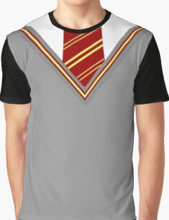 Gryffindor Vest Graphic T-Shirt