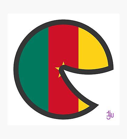 Cameroon Smile Photographic Print