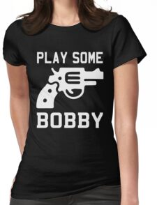 Bobby Brown Womens Fitted T-Shirt