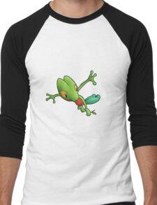 Epic Treecko Men's Baseball ¾ T-Shirt