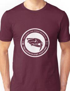 The Society of Palaeontology Fanciers (White on Dark) T-Shirt