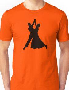 Standard dancing Unisex T-Shirt
