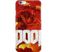 Doot Toot (Doom Shirt) Style #1 iPhone Case/Skin