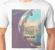 Acts 1 Witnesses Unisex T-Shirt