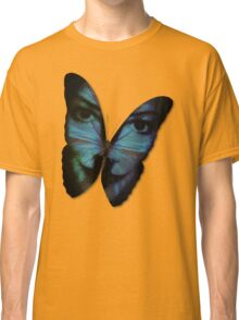 Am I A Butterfly Who Dreams About Being A Human? Classic T-Shirt