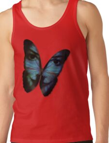 Am I A Butterfly Who Dreams About Being A Human? Tank Top