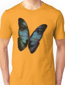 Am I A Butterfly Who Dreams About Being A Human? Unisex T-Shirt