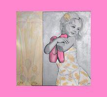 Tiny Dancer Throw Pillow by Darlene Graeser