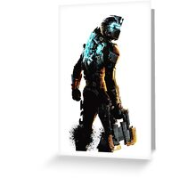 Deadspace Greeting Card