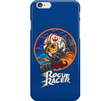 GO ROGUE RACER GO! iPhone Case/Skin
