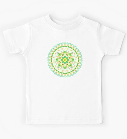Peace Blossoms Kids Tee