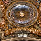 Ceiling of Splendour by vivsworld