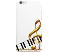 magic music iPhone Case/Skin