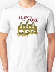 Subways Of The Past Unisex T-Shirt