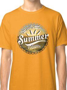 hello summer Classic T-Shirt