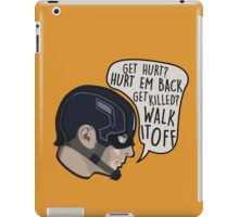 Cap iPad Case/Skin