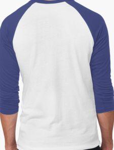No Homo White Print Sweater  Men's Baseball ¾ T-Shirt