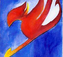 Fairy Tail Fire Logo by AlishaGirl95