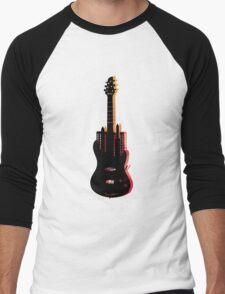 music nyc  Men's Baseball ¾ T-Shirt