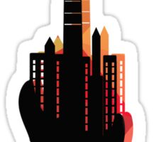 music nyc  Sticker