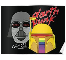 Darth Punk - Get Solo Poster