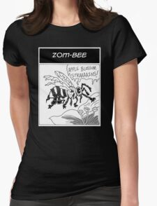 Zom-Bee Womens Fitted T-Shirt