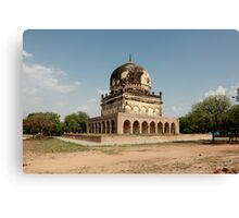 Qutub Shahi Tomb Canvas Print