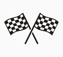 Racing finish flags Kids Clothes