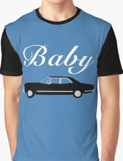 Supernatural Impala - Dean Winchester's Baby Graphic T-Shirt
