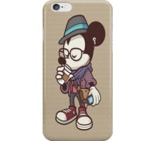 Hipster Mickey iPhone Case/Skin