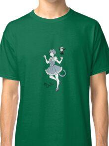 Cat Boy and Admirer  Classic T-Shirt
