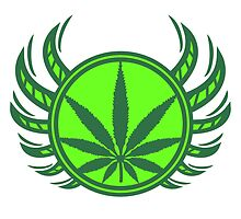 Weed Logo by Style-O-Mat