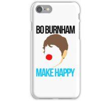 Bo Burnham - Make Happy iPhone Case/Skin