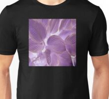 Lavender Hosta© (S11091 5ph) Unisex T-Shirt