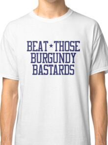Beat Burgundy Classic T-Shirt