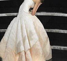 Jennifer Lawrence Oscar Fall by Cheatahgirl54