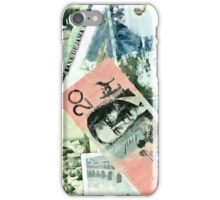 Travel Dollars iPhone Case/Skin
