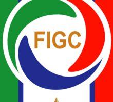 Italy Football Sticker