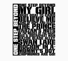 One Step Beyond Unisex T-Shirt