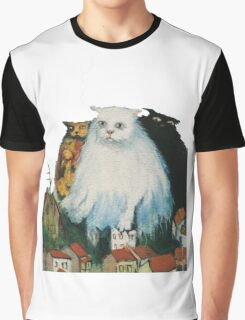 Fat Cats Graphic T-Shirt