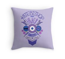 Katie Kate Throw Pillow