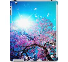 Pink Blossoms Tree iPad Case/Skin