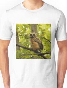 Among the maples Unisex T-Shirt