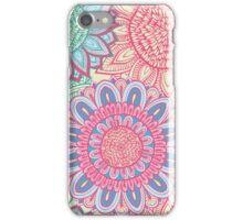 Floral ornament iPhone Case/Skin