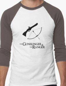 Critical Role - Percahlia (The Gunslinger and the Ranger) Men's Baseball ¾ T-Shirt