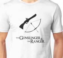Critical Role - Percahlia (The Gunslinger and the Ranger) Unisex T-Shirt