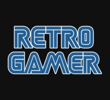 Retro Gamer - Sega Font by PaulRoberts