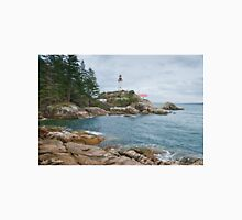 Point Atkinson Lighthouse and Rocky Shore Unisex T-Shirt