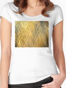 Sun Filaments Women's Fitted Scoop T-Shirt
