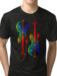 Cello Colors Tri-blend T-Shirt